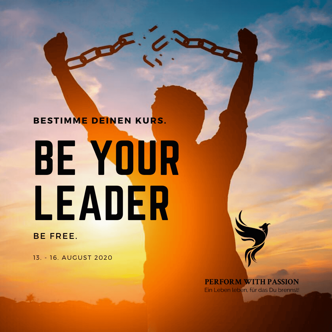 Be your leader
